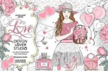 Loving Heart design 176717 6