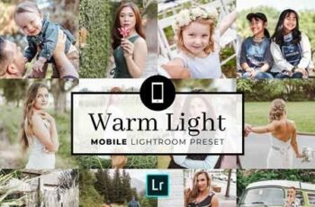 Mobile Lightroom Preset Warm Light 3439574 3
