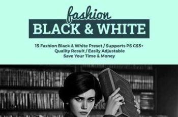 Fashion Black & White 23220752 2