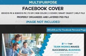 Business Service Facebook Cover 22293787 7