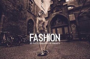 30 Fashion Photography Lightroom Presets 3528133 12