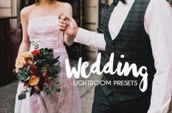 Wedding Lightroom Presets 7