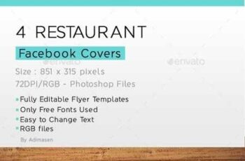 Restaurant Facebook covers 22329471 2