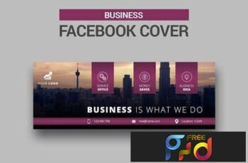 Business Facebook Cover 2607703 6
