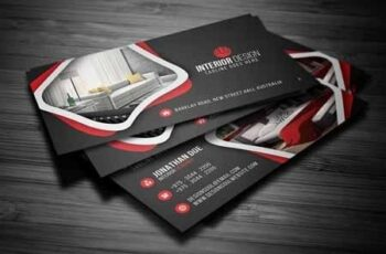 Interior Design Business Card 2731286 8
