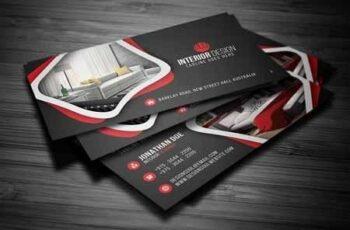 Interior Design Business Card 2731286 6