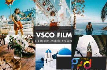VSCO Film Lightroom Presets 3415794 4