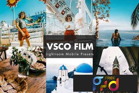 VSCO Film Lightroom Presets 3415794 - FreePSDvn