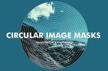 Circular Image Masks 5