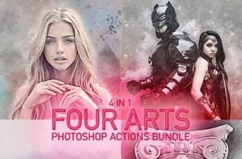 Four Arts Bundle 23262569 7
