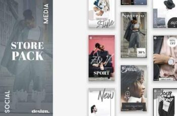 Instagram Stories - Store Pack 2739783 4