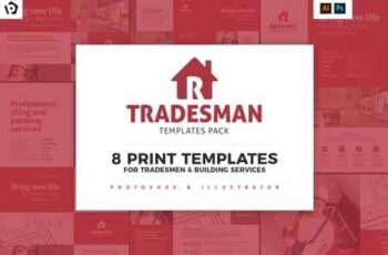 Tradesman Templates Pack 2717485 8