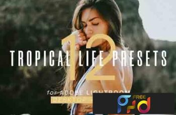 12 Tropical Life Presets + Mobile 3383117 6