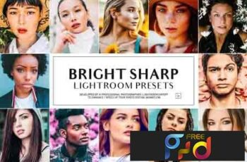 Bright Sharp LR Presets 3409510 7