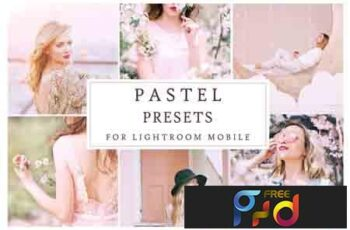 Lightroom Mobile PASTEL PRESETS 3405201 2