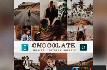 3 Lightroom Mobile Presets Chocolate 3270612 5