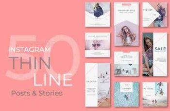 50 Instagram Posts & Stories 23188907 5