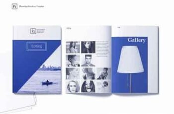 Editing Photoshop Brochure Template 3373664 4