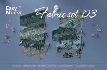 Fabric Mockup set 03 3378448 6