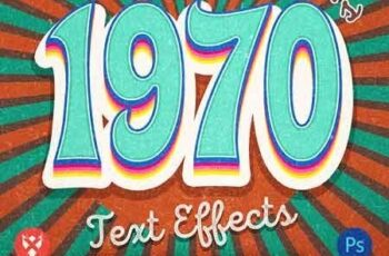11 70's Retro Text Effects 23203116 5