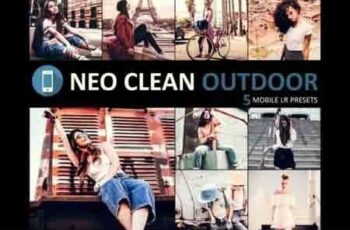 Neo Clean Outdoor Theme mobile lightroom presets 3