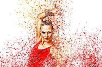 Paint Splashes Photoshop Action 23153270 4