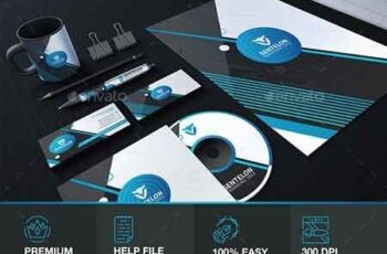 Lentelon Corporate Stationary Identity 23153000 6
