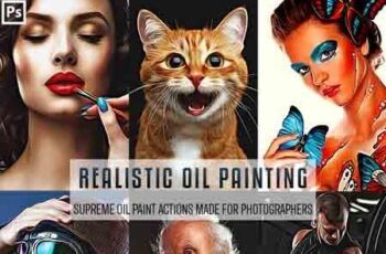 Realistic Painting Pro Actions 23154806 7
