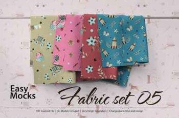 Fabric Mockup set 05 3406321 4