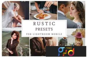 Lightroom Mobile RUSTIC PRESETS 3405204 6
