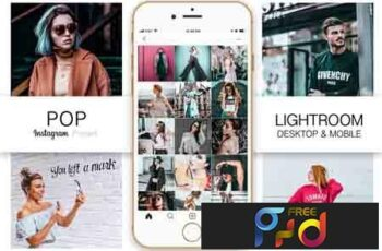 Pop Instagram Blogger Presets 3437711 4