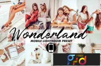 Mobile Lightroom Preset Wonderland 3447248 5