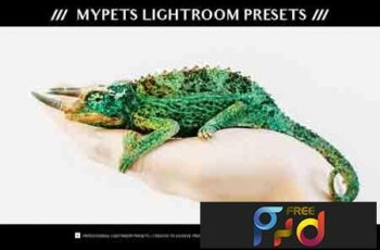 MyPETs Lightroom Presets 3485735 3