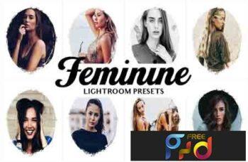 Feminine Lightroom Presets 3530571 4
