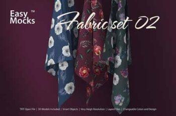 Fabric Mockup set 02 3376148 4