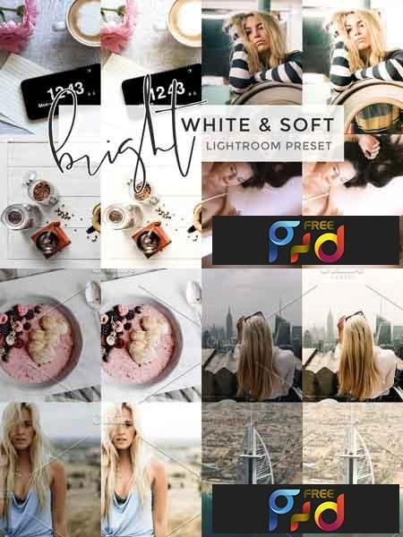 Bright White & Soft Lightroom Preset 3357161 1