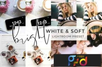 Bright White & Soft Lightroom Preset 3357161 3