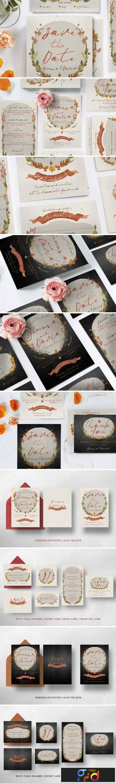 Autumn Floral Wedding Suite 1515439 1