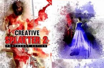 Creative Splatter 2 Photoshop Action 23160835 8