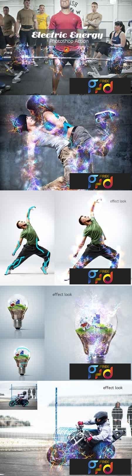 Electric Energy Photoshop Action 3451692 1