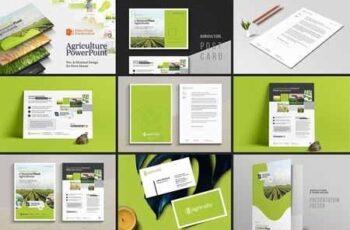 Agriculture Farm House Identity 3075937 6