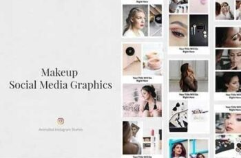 Makeup Animated Instagram Stories 3411352 6