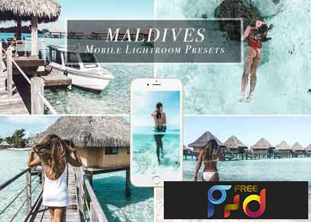 Lightroom Mobile Presets - Maldives 3470972 - FreePSDvn