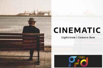 Cinematic Lightroom & ACR Presets 3532534 4