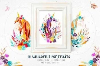 Unicorn's Portraits 3432848 10