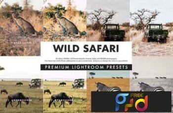 Wild Safari Lightroom Presets 3522923 3