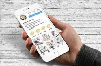 Instagram Highlight Covers V.3 GOLDEN BRUSH 5
