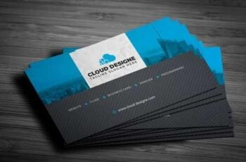 Corporate Business Card 3526796 7