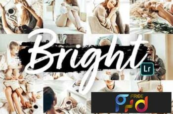 BRIGHT Mobile Lightroom Presets 3459524 5