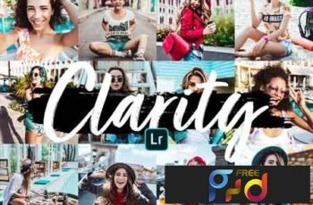 CLARITY Mobile Lightroom Presets 3459529 7